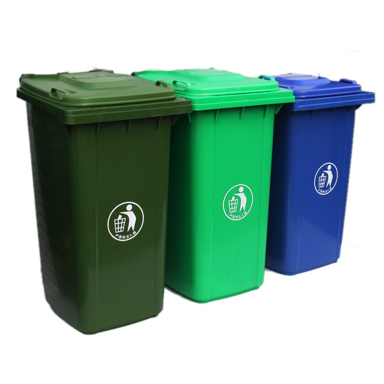户外垃圾桶塑料